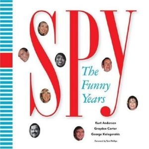 Spy: The Funny Years - Paul Rudnick