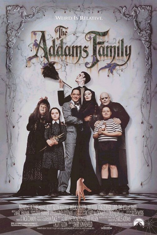 The Addams Family Values - Paul Rudnick
