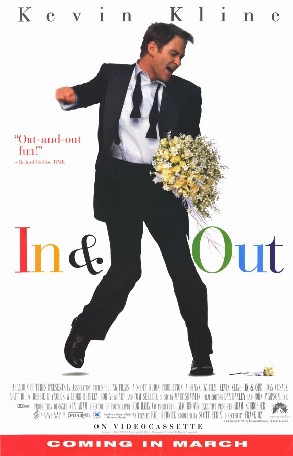 In & Out - Paul Rudnick